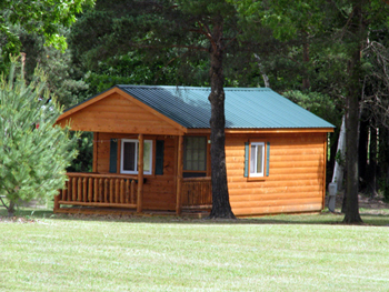 Cabin Amenities Camper S Haven Family Campground