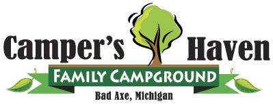 Camper's Haven Family Campground Logo